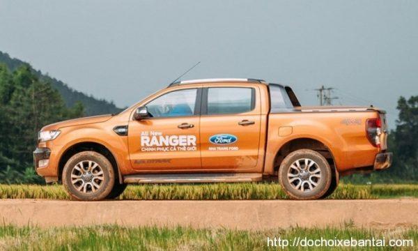 'Vua bán tải' Ford Ranger khởi đầu năm 2018 bằng giảm giá - Ảnh 1