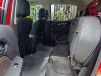 Đánh giá xe Chevrolet Colorado 2017: Hàng ghế sau có thể gập linh hoạt a1