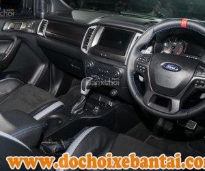 Bảng táp-lô cao cấp của Ford Ranger Raptor 2019 2