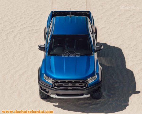 Đánh giá xe Ford Ranger Raptor 2019 về trang bị tiện nghi 2a
