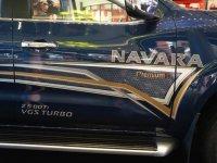 Ảnh chụp vành xe Nissan Navara 2017