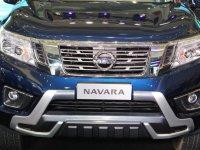 Ảnh Nissan Navara 2017 chụp từ trước