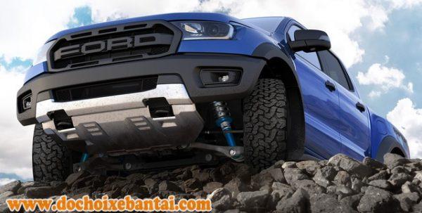 5 điểm cần biết về Ford Ranger Raptor mới - Ảnh 4.