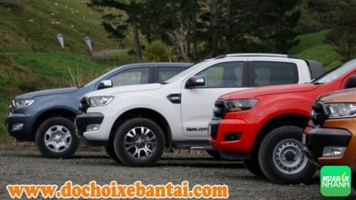 Nên mua xe ô tô bán tải Ford Ranger cũ hay mới?
