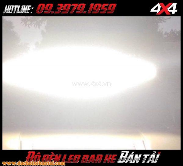 Hình ảnh: Đây là mẫu đèn led khá sáng dành cho xe bán tải, xe ô tô
