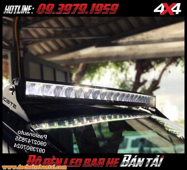 Picture Mẫu đèn led bar được ưa chuộng dành cho dòng xe bán tải tại Tp.HCM