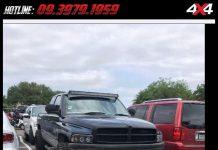 Led bar oto: Đèn led bar độ chất và đẹp mắt cho xe hơi, bán tải ở Tp.HCM