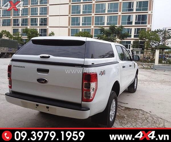 Nắp thùng cao xe bán tải kiểu Range Rover không đèn sang trọng và đẳng cấp