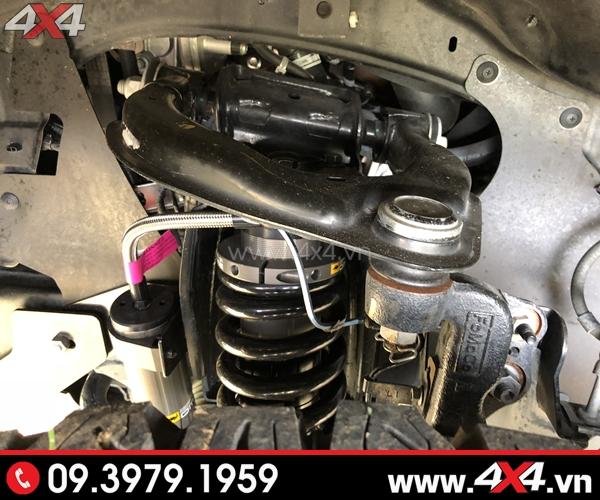 Phuộc BP51 độ giúp giảm xóc cực tốt cho xe bán tải Ford Ranger