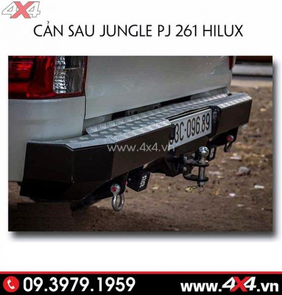 Cản sau Jungle PJ-261 gắn Toyota Hilux