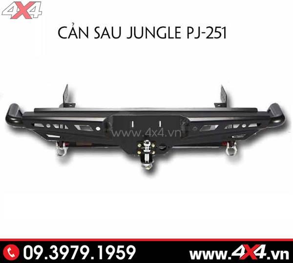 Cản sau Jungle PJ-251 dành độ xe bán tải Ford Ranger, Colorado, Hilux, BT50