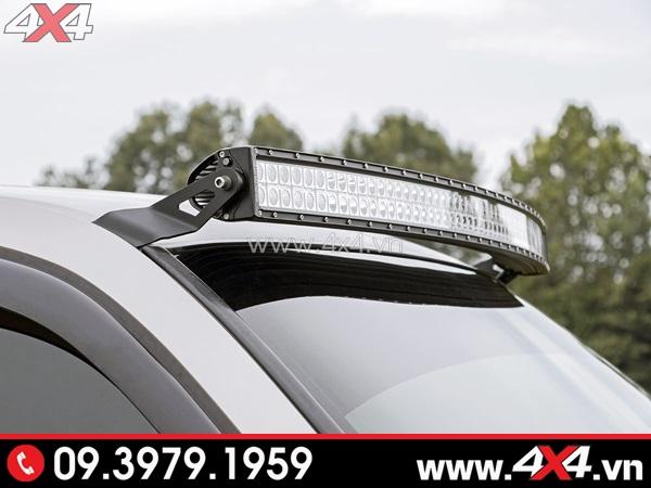 Đèn nóc xe bán tải loại thường gắn đẹp và cứng cáp