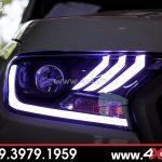 Mẫu đèn trước độ đẹp cho xe bán tải Ford Ranger