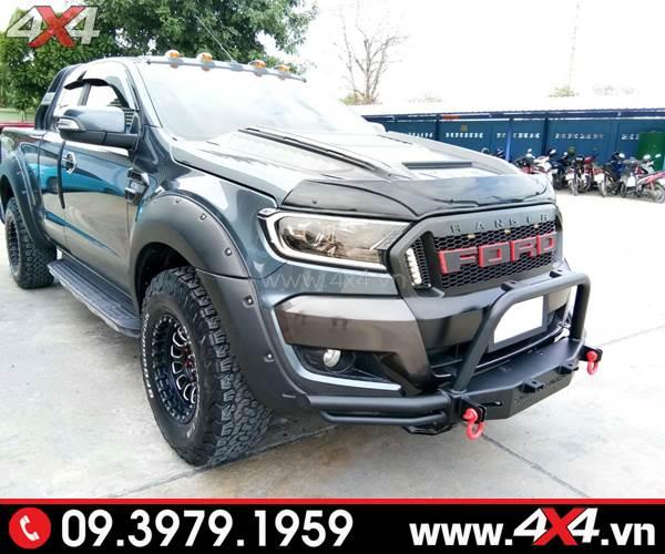 Lốp xe bán tải: Lốp AT BF good được nhiều người ưa chuộng dùng cho xe bán tải Ford Ranger