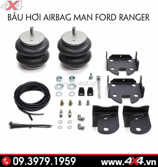Bộ bầu hơi airbag man dành cho xe Ford Ranger