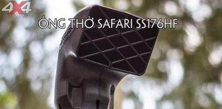 Ống thở Safari dành cho xe ô tô, xe bán tải