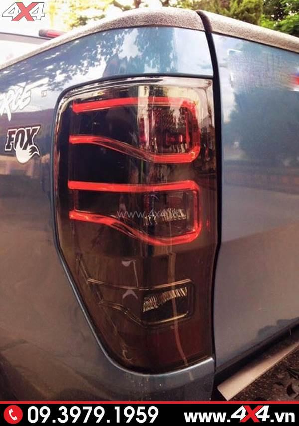 Đèn hậu độ kiểu Mercedes dành cho xe Ford Ranger Raptor 2018 2019