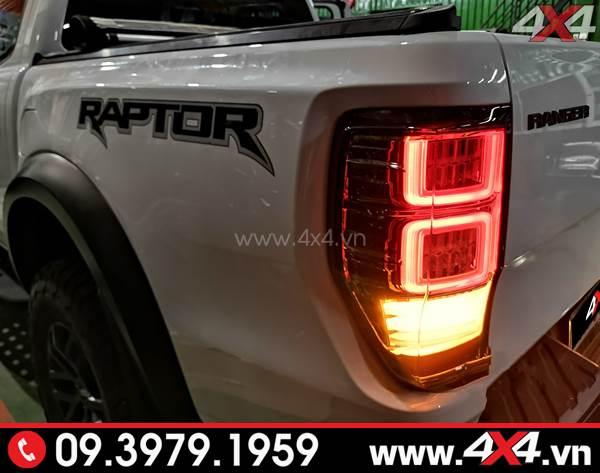 Đèn đuôi sau Ford Ranger Raptor độ kiểu Range Rover 2018 đẹp và đẳng cấp