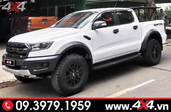 Nên độ gập gương tự động cho xe Ford Ranger Raptor