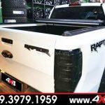 Nắp thùng mềm Toptop tiện lợi gắn cho xe Ford Ranger Raptor 2018 2019