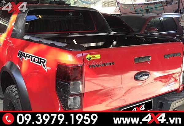 Thanh thể thao Wildtrak gắn cho xe Ford Ranger Raptor 2018 2019