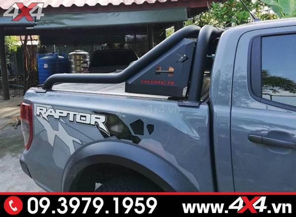 Thanh thể thao Hammer ngầu và chất độ cho xe Ford Ranger Raptor