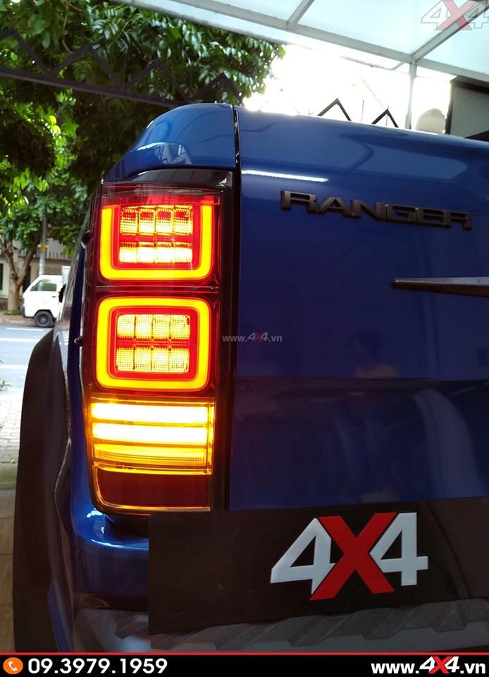 Đèn hậu Ford Ranger kiểu Ranger Rover dòng sản phẩm rất hot hiện nay