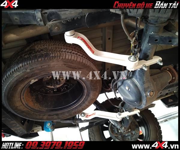 Thanh cân bằng xe bán tải, giữ thăng bằng và tăng độ hầm hố cho xe