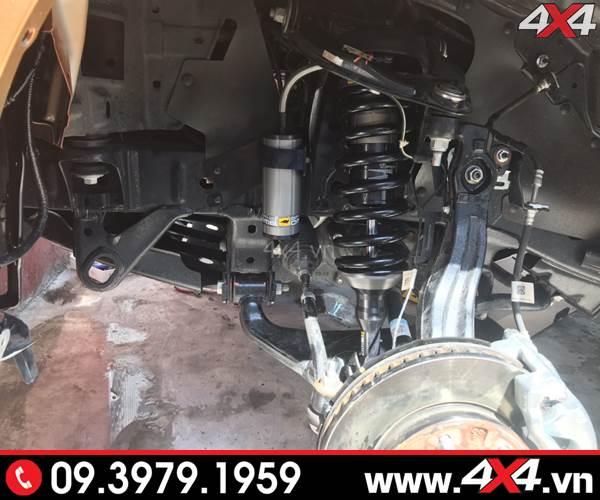Gắn phuộc BP51 cực êm cho xe Ford Ranger tại 4x4 Hồ Chí Minh