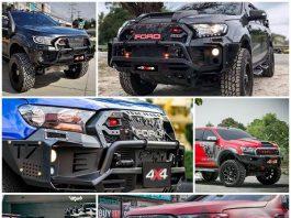 Đồ chơi xe bán tải Ford Ranger đẹp, độc, lạ 2018 2019