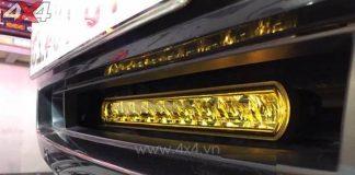 Đèn phá sương mù gắn đẹp và tiện lợi cho xe ô tô, xe bán tải