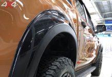 Lốp xe bán tải: Xe Ford Ranger Biturbo 2018 lên lốp BF goodrich AT đẹp và đẳng cấp