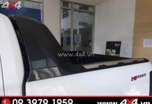 Thanh thể thao Ford Rnager cứng cáp độ đẹp và ngầu cho xe màu trắng